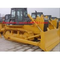 High Efficiency Shantui SD22 Compact Crawler Bulldozer Machine In Yellow Color Manufactures