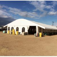 Outdoor Event Aluminum Frame Clear Roof Arcum Curved Swimming Pool Cover Tent Manufactures