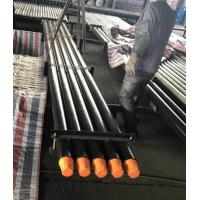 China Drilling Tools DTH Water Well Oil Drill Pipe / Heavy Weight Drill Pipe Heat Treated on sale