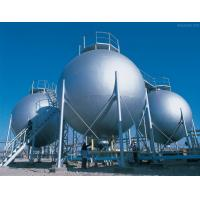 Triple Wall Stainless Steel Pressure Vessel Tank , Natural Gas Storage Tank Manufactures