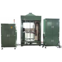 Inline Automatic Brazing Machine / Welding Equipment for Evaporator and Condenser 1-3.5m/min Manufactures