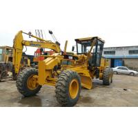 Caterpillar 140K Used Motor Grader 1600h , Pull Behind Road Grader For Sale Manufactures