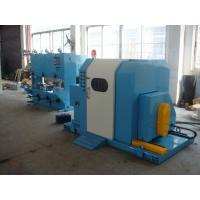 Blue Color Single Twist Buncher Machine , High Speed Wire And Cable Machinery Manufactures