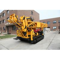 Crawler Mounted Diamond Core Drilling Rig Manufactures