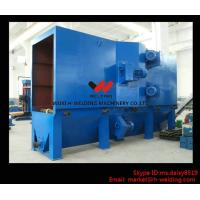 H Beam Line Shot Blasting Machine Equipment , Sand Blast / Sandblasting Machines Manufactures