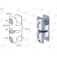 Satin Finishing Double Sided Clamp Wall Picture Hanging System Components Manufactures