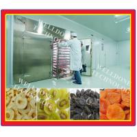 CT - C Mango Drying Machine , Low Temperature Drying Electric Tray Dryer Manufactures