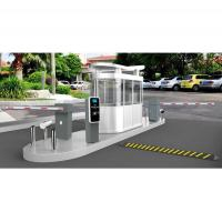 Lane Entry Station Manufactures