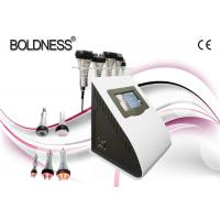 Quality Ultrasonic Vacuum Cavitation RF Slimming Machine For Skin Lifting And Wrinkle Removal for sale