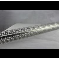 Galvanized Perforated Stainless Steel Tube With Small Holes Custom Length