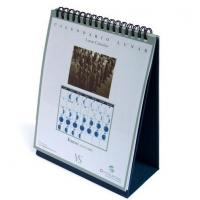 OEM / ODM fundraising  YO Binding Customized Calendar Printing Service for vintage  Manufactures