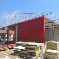 Professional Shipping Container Architecture Prefabricated Frame Manufactures
