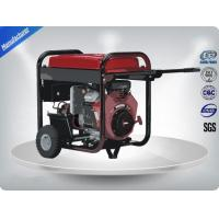 Open Type Silent Portable Generator Set With Manual Starter 7.5 Kw / Kva Manufactures