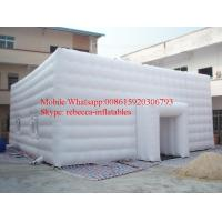 Giant Commercial Inflatable Cube Tent Outdoor with Windows and Door CMIT25 Manufactures