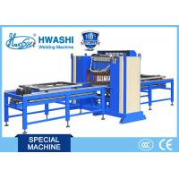 Auto Stainless Steel Spot Welding Machine With Three Phase DC Power Source Manufactures