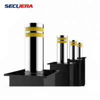 Buy cheap Fully Automatic Bollard Guardrail stops vehicles and control access from wholesalers