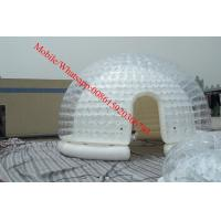 inflatable lawn tent inflatable dome tent  inflatable bubble camping tent Manufactures