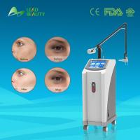 Buy cheap 10600nm long wavelength Co2 Fractional Laser Skin Care and vaginal tightening from wholesalers