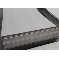 Quality 1200x2400mm AISI Thin Stainless Steel Sheet , Slit Edge Stainless Steel Plate for sale