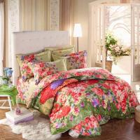 Custom Color Home Bedding Comforter Sets With Matching Cushions And Curtains Manufactures