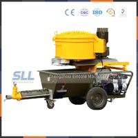 Cement Mortar Automatic Plastering Machine Mini Electric Screw Plastering Tool Manufactures