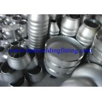 """Quality WP347 / 317L / WPS31254 Stainless Steel Pipe Cap 8"""" End Cap Sch80S Asme B16.9 for sale"""