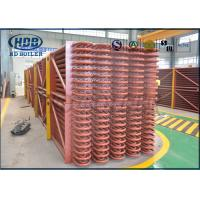 Exhaust Heat Recovery System Low Temperature Boiler Economizer For CFB / HRSG Boiler Manufactures