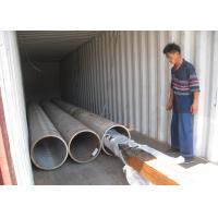 Alloy Material Hot Rolled Steel Tube Medium Pressure Boiler Application Manufactures
