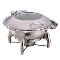 Silver Φ35cm 6.0L Food Pan Stainless Steel Cookwares 1060B/1060LB Manufactures