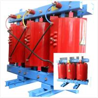 10kV - 50kVA Dry Type Transformer Air Cooling Self Extinguishing 3 Phase Manufactures