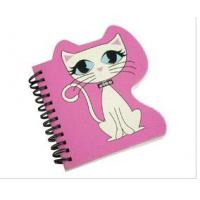China Custom Printed Notebooks Cartoon Paper & Paperboard for School, Diary writing notebook on sale