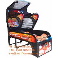 China Manufacturer Luxury Coin Operated Adult Street Basketball Arcade Game Machine for Sale Manufactures