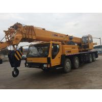 50 Ton XCMG QY50K -II Second Hand Truck Cranes 57.7m Lift Height 17° Angle Manufactures