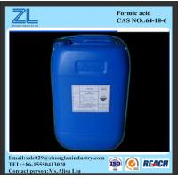 formic acid 85% Manufactures
