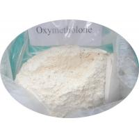 99.5% Purity Oxymetholone Anadrol Steroid Raw Powder CAS 434-07-1 Manufactures
