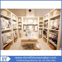 Custom Luxury Baby Clothes Shops,Baby Clothes Stores,baby shop design interior display furnitures Manufactures