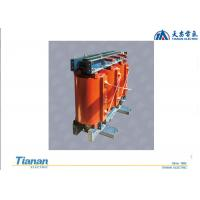 China Resin Casting Dry Type Electrical Transformers 6 - 35 Kv Natural Air Cooling on sale