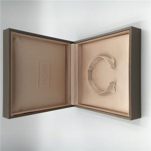 China Italy Luxury Jewelry Box Bvlgari Bangle Jewelry Packaging With Handbag And Certificate on sale