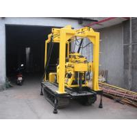 YZJ-300 Crawler Mounted Water Well Drilling Rig Manufactures