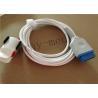 TS-F4-GE Datex Ohmeda S / 5 Adult Spo2 Sensor Peidatric 11 Pin Medical TPU Material Manufactures