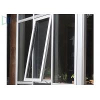 Quality Double Glazed Aluminium Awning Windows Anti Theft / Air Proof For Commercial for sale