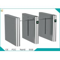 Intelligent Drop Arm  Automatic Turnstile Door Entry System Rfid Interface Manufactures