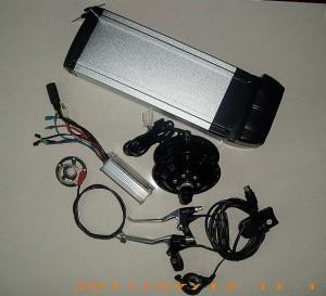 Electric Bicycle Motor Kits (MK-41) Manufactures