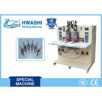 Automatic Fixture Electrical Welding Machine , Armature Commutator electric welder Manufactures