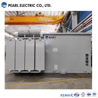 3600kva 37 kv prefabricated substaion with high ability of automation Manufactures
