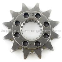20CrMnTi Steel Dirt Bike Front Sprocket Manufactures