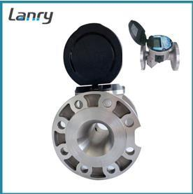 China IP68 Class 1 Accuracy RS485 Ultrasonic Water Meter on sale