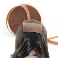 Hot sell magic tape hair rollers Hair fringe hair  hair accessories hook and loop Manufactures