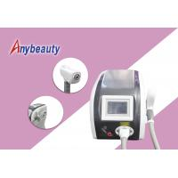 Nd : Yag Laser Tattoo Removal Machine Air + Water + Temperature Control Cooling Manufactures