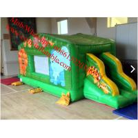 25ft Inflatable Toddler Fun Run Assault Course Manufactures